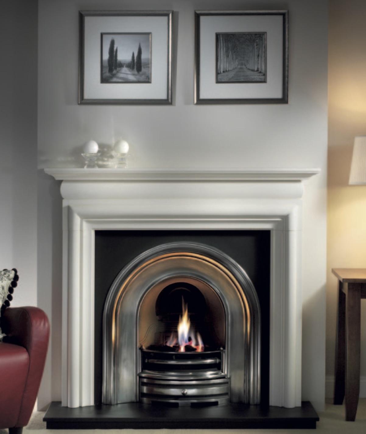 55 Bfs Limestone Fireplace Package Belfast Fire Studio