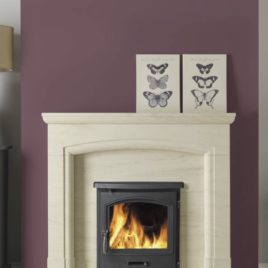 Tiger inset Clean Burn Multi Fuel Stove