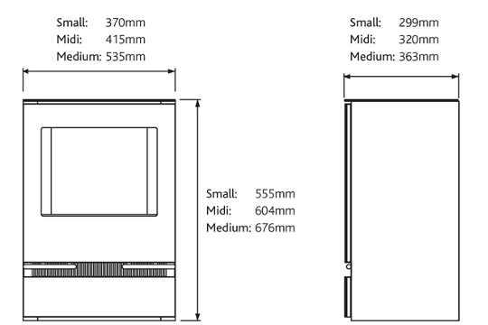 gazco_riva_vision_dimensions_electric_stove_1