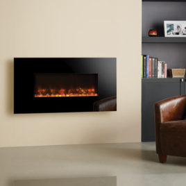 Radiance 80w Glass Electric Fire
