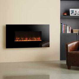 Radiance 80w Glass Electric Fire