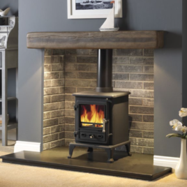 5kw Stove Package – Fitted