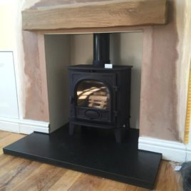 Stovax Stockton 5kw DEFRA package