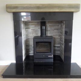 Yeoman cl5 package with Granite bands oyster chamber and hearths