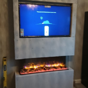 Recent installation in Glengormley